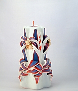 Lumanari sculptate decorative