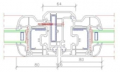 Tamplarie PVC si aluminiu
