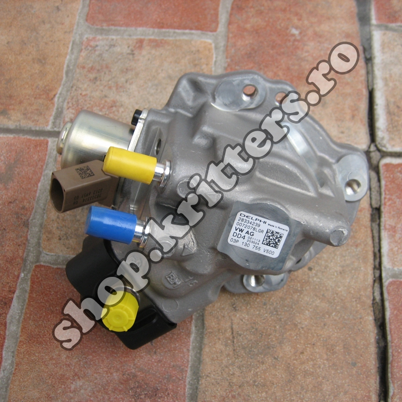 Pompă de înaltă presiune VW, Seat, Skoda 1.2 TDI 75 CP 03P130755
