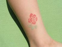 Set tatuaje corporale