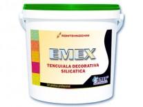 Tencuiala Decorativa Silicatica EMEX