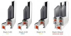 Profile termopan Stark