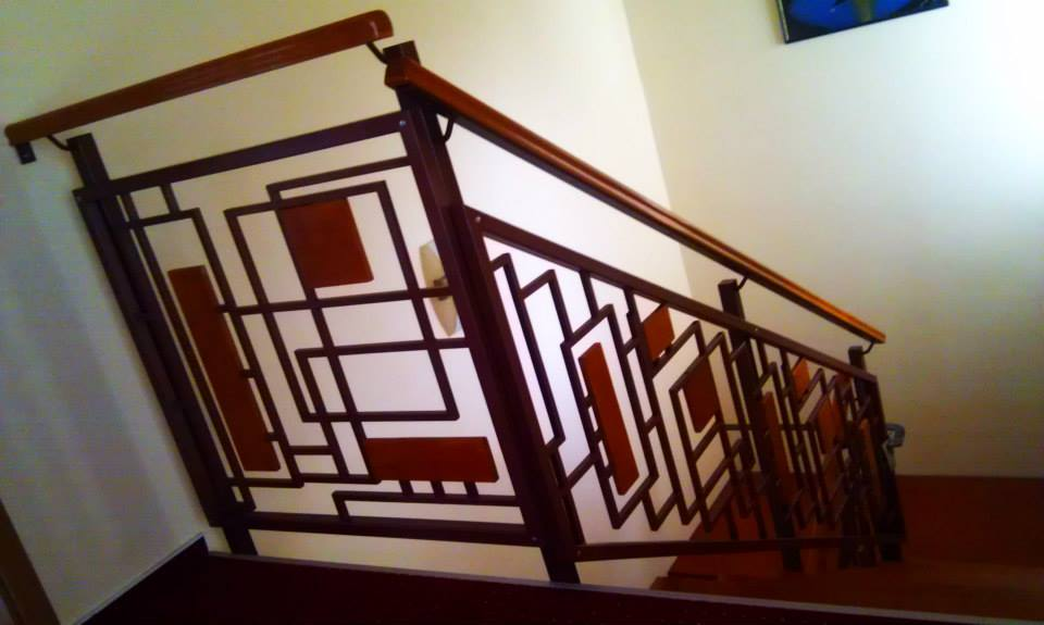 Balustrade lemn Timisoara