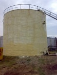 Izolatii rezervoare spuma poliuretanica