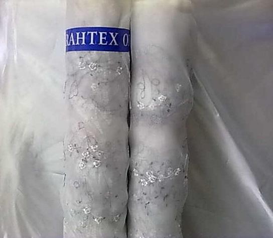 Material textil organza