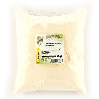 Lapte praf instant cocos