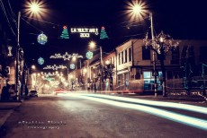 Iluminat festiv stradal