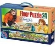 Puzzle pentru podea