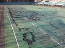 Renovare terenuri de sport