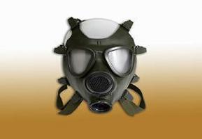 Masca industriala cu bretele