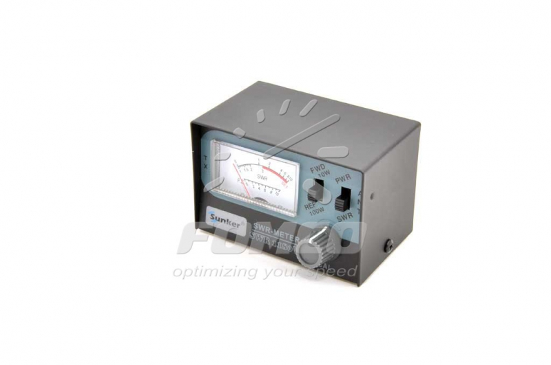 Reflectometre statii radio CB