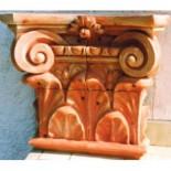 Elemente decorative ceramica