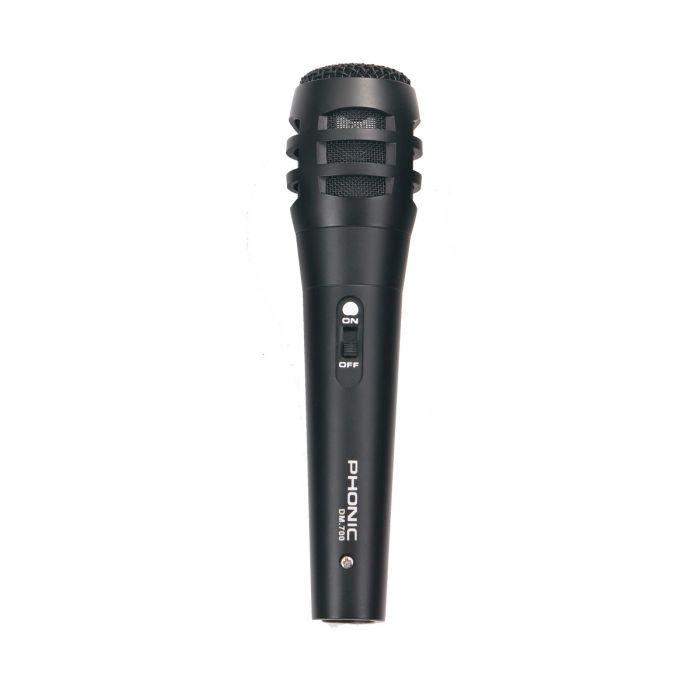 Microfon vocal cu fir