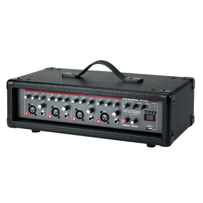 Mixere audio cu amplificator