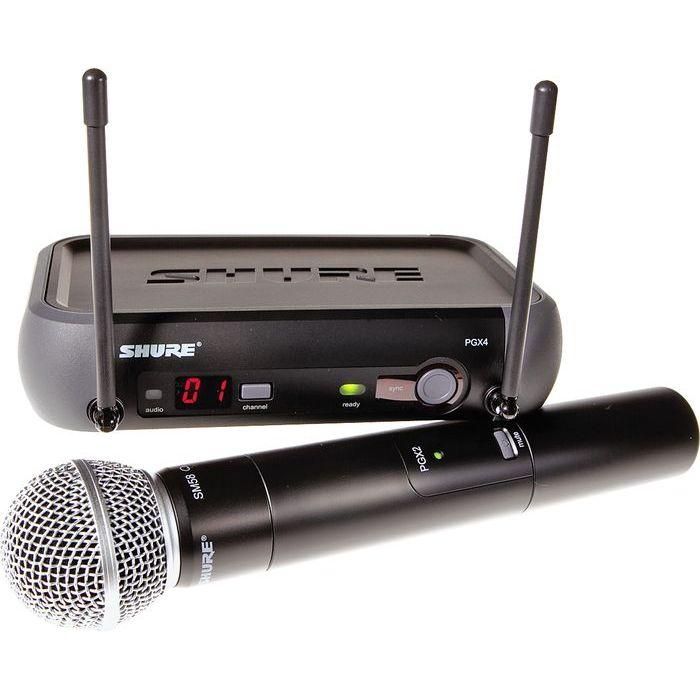 Microfoane profesionale wireless
