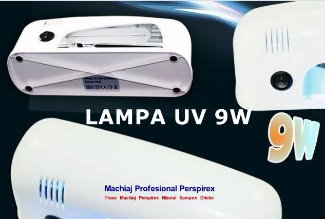 Lampa UV unghii