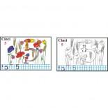 Carti de colorat cu numere