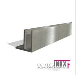 Profil aluminiu balustrada