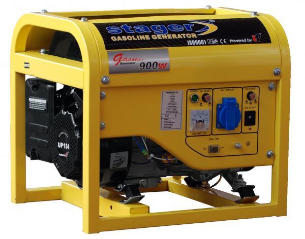 Generator electric benzina