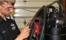 Verificare hidraulica pompe