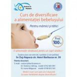 Curs alimentatie bebelusi Cluj-Napoca