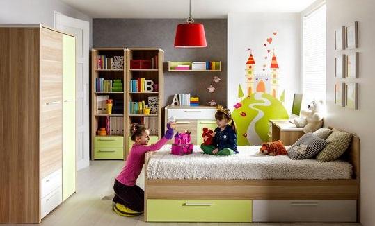 Mobila camera copii Bucuresti