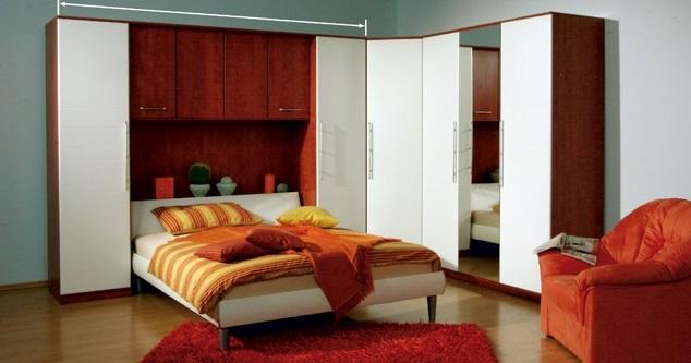 Mobila dormitor la comanda