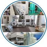 Sisteme HVAC centre medicale