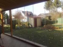 Usi sticla terase