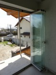 Usa sticla terase Brasov