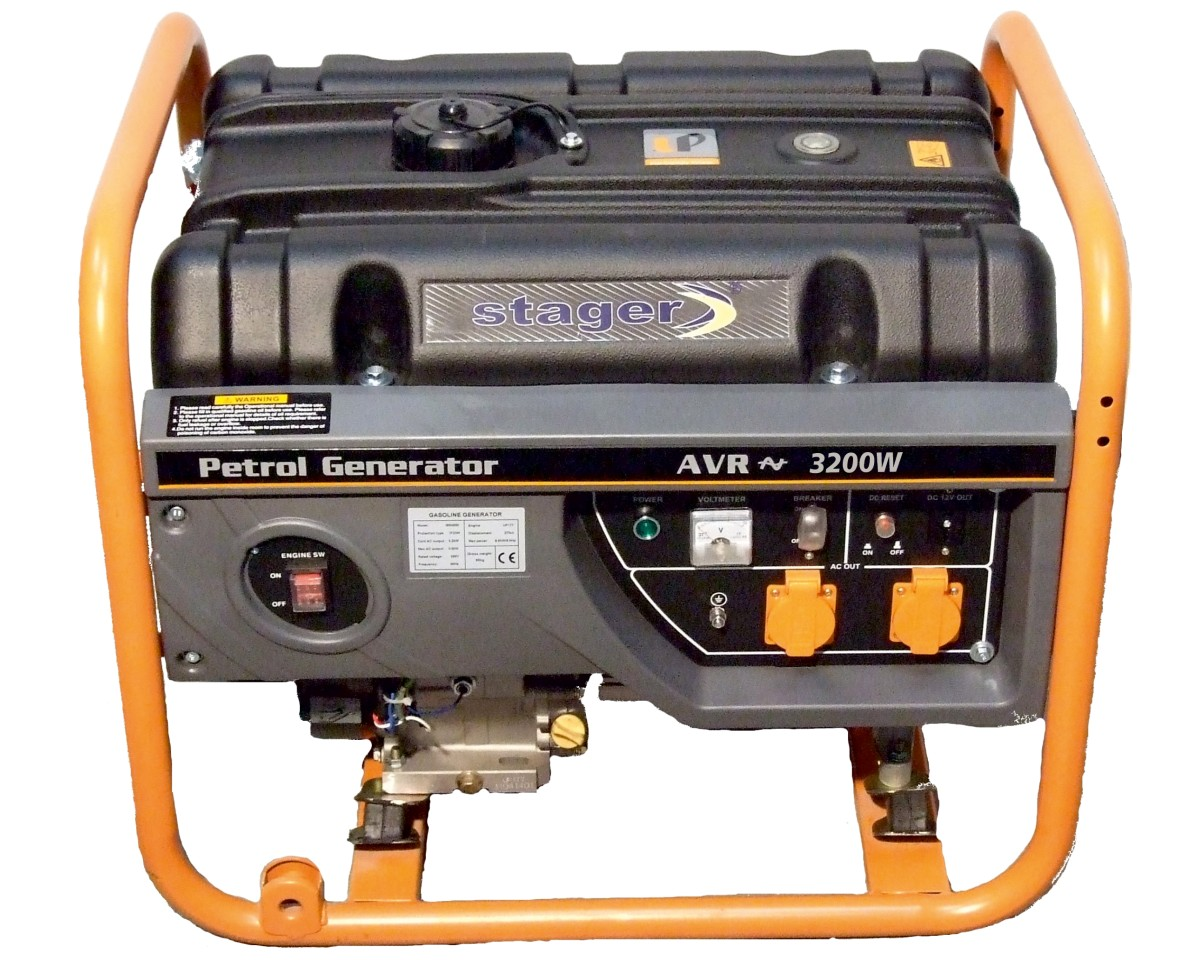 Generatoare curent pe benzina
