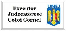 Executor Judecatoresc Cotoi Cornel