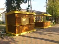 Chioscuri lemn