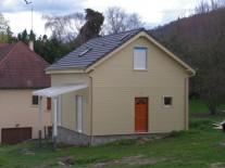 Proiectare case lemn