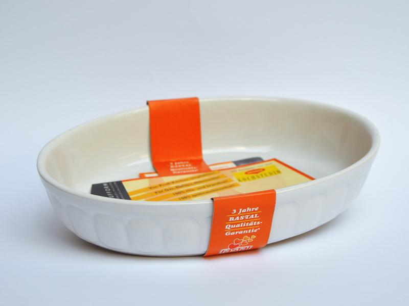 Vas ceramica termorezistenta Burgund 27 cm
