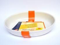 Vas ceramica termorezistenta Burgund 32 cm