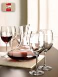 Set pahare sticla vin rosu - Winebar
