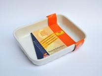 Vas ceramica termorezistenta Burgund 26 cm