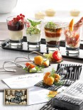Set ultramodern servire masa Le Gourmet