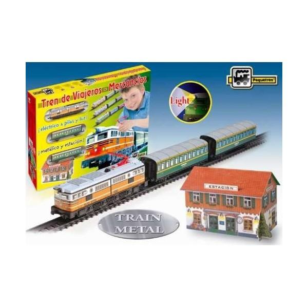 Trenulete electrice de jucarie