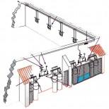 Proiectare instalatii gaze industriale