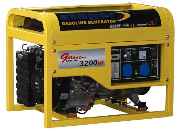 Generatoare pe benzina