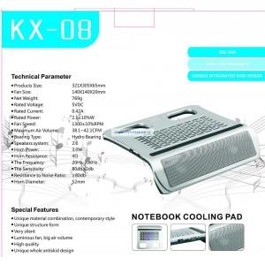 Masuta cooler laptop