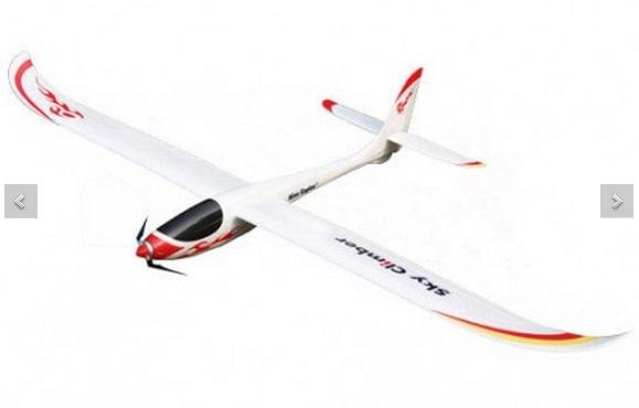 Aeromodel motoplanor
