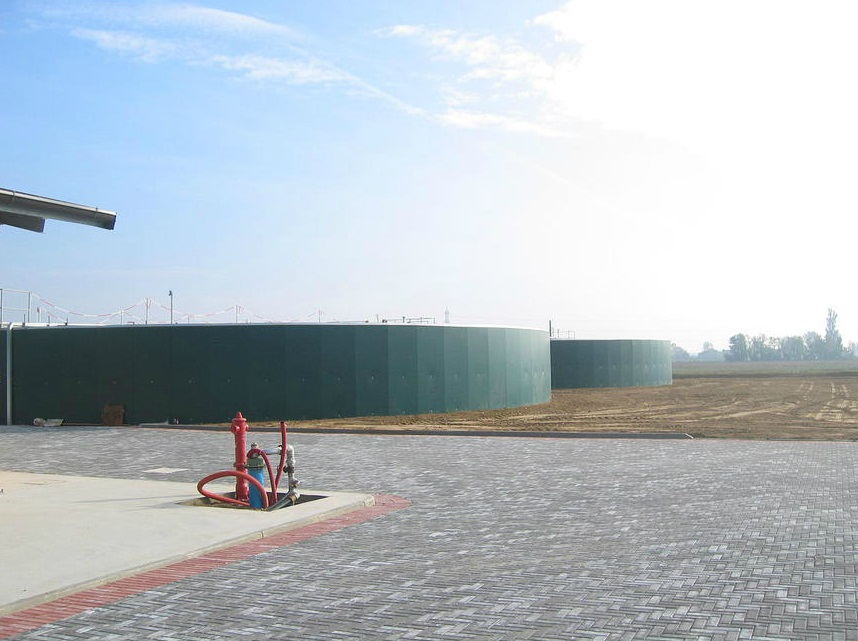 Fabrici biogaz modulare