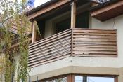 Balcoane lemn