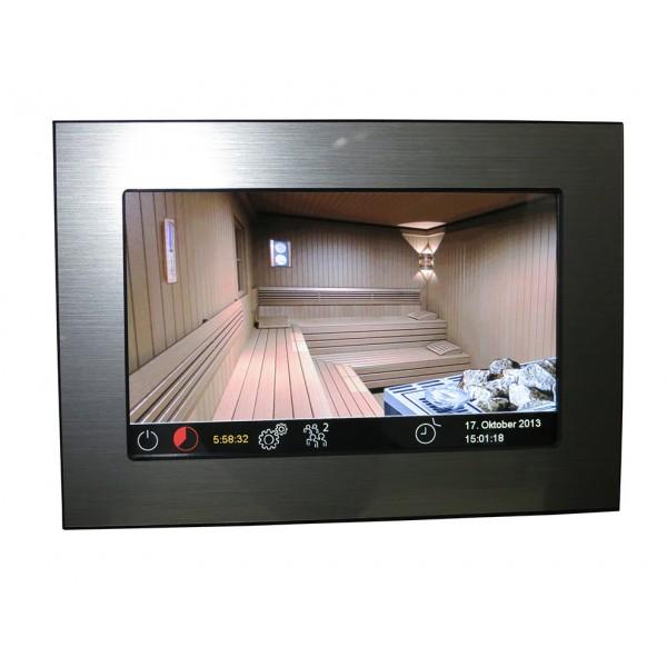 Panouri control sauna