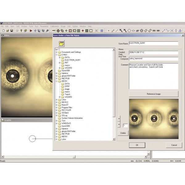Software microscoape