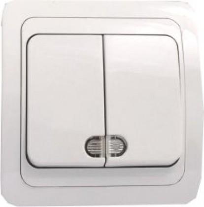 Comutator cu LED ECO