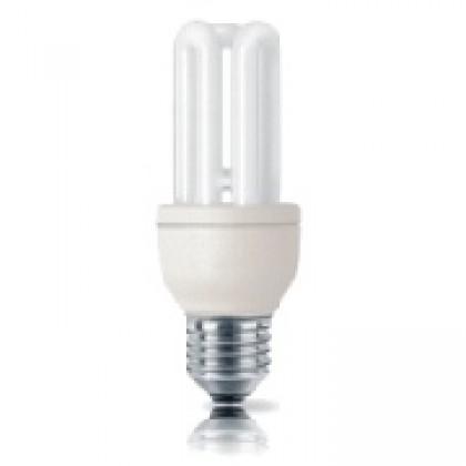 Bec economic Philips E14 / 11W, lumina calda